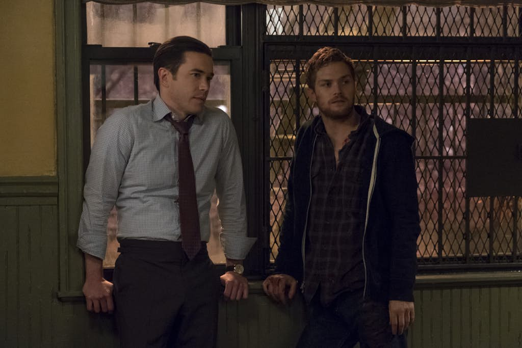 Marvel's Iron Fist 2×05 and 2×06 Review