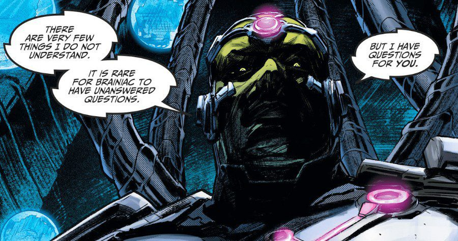 RUMOR: Brainiac Might End Up The Villain In WB's 'Supergirl'  Movie