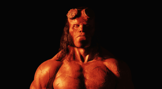 'Hellboy' reboot delayed until April 2019