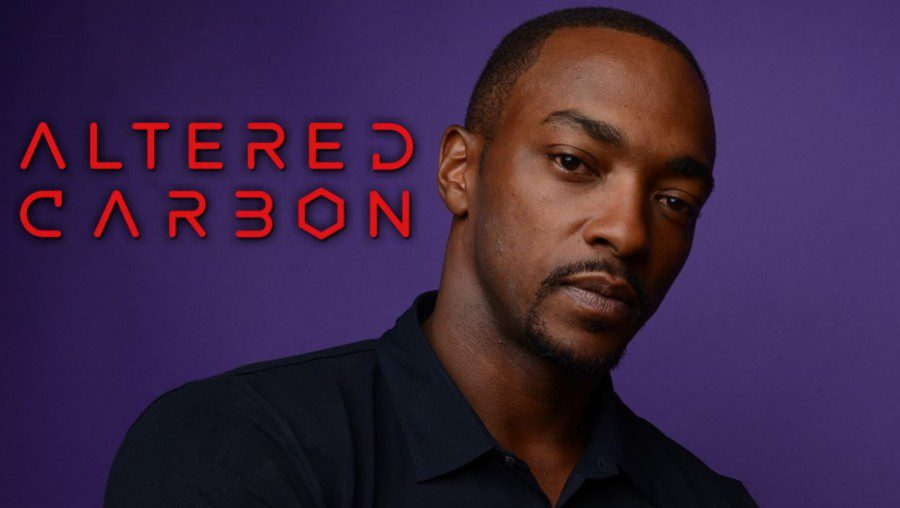 UPPATE: Second Season of Netflix's Cyberpunk Series 'Altered Carbon' Starring Anthony Mackie Shoots February-June In Vancouver