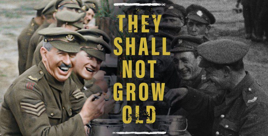 WB Nabs Global Distribution Rights To Peter Jackson's WWI Documentary 'They Shall Not Grow Old'