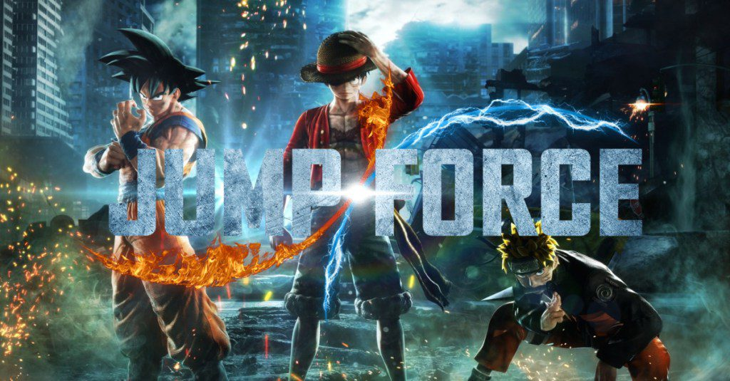 Jump Force Hands On Impressions At MCM Comic-Con London