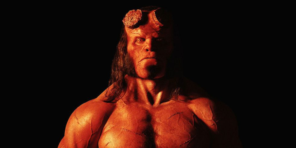 New 'Hellboy' Image Released-Neil Marshall Talks 'Violent' And 'Bloody' Film