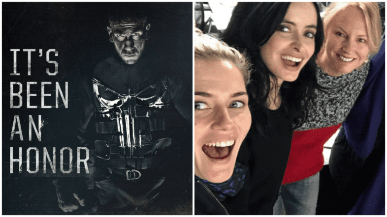 Netflix Cancels 'The Punisher' & 'Jessica Jones' But Season 3 of the Latter Will Air Later This Year