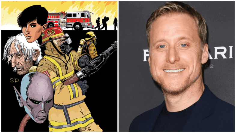 'Resident Alien' Starring Alan Tudyk Has Gotten a Series Order at Syfy