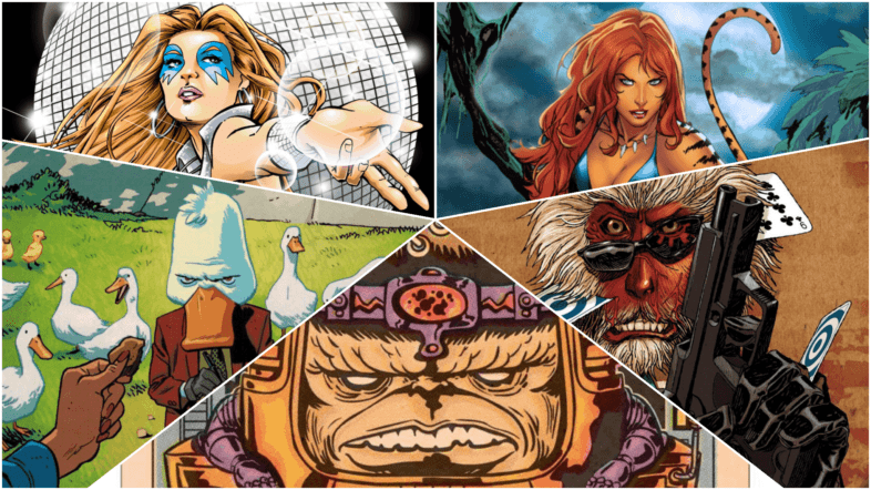 Hulu Animation News: 'M.O.D.O.K.,' 'Hit-Monkey,' 'Tigra & Dazzler,' & 'Howard the Duck' Series Leading to 'The Offenders' Special