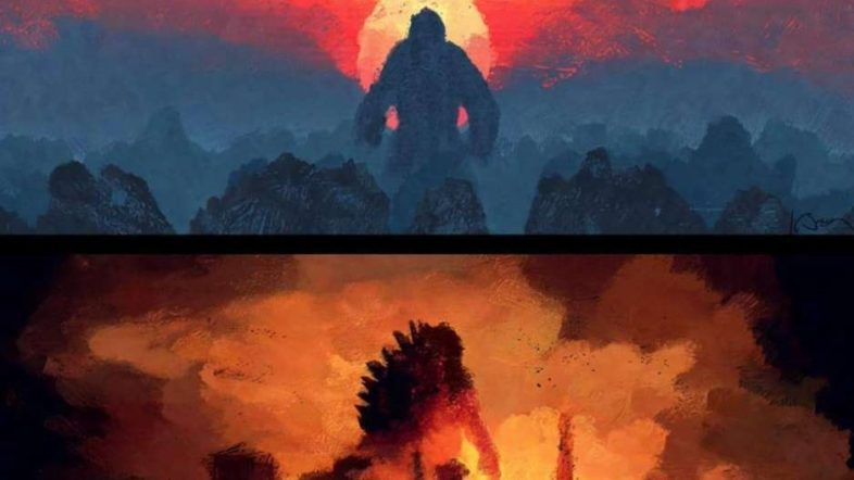 'Godzilla vs. Kong' Got Rewrites from Mike Dougherty & Zach Shields ('Godzilla: King of the Monsters')