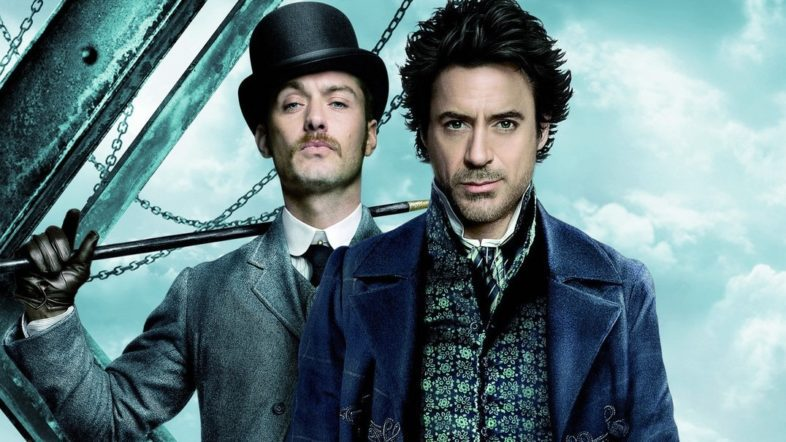 'Sherlock Holmes 3' Aiming to Begin Filming January 2020; Setting May Be Old West Era San Francisco