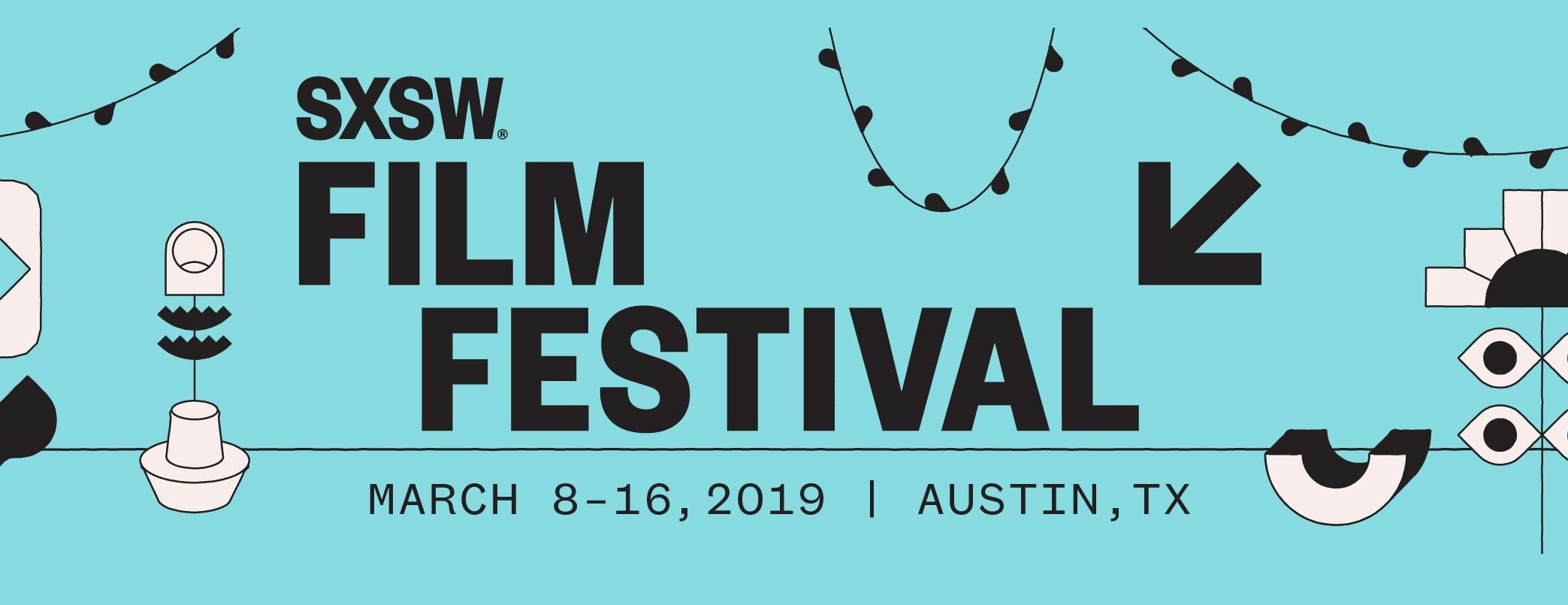 Several film trailers released in time for SXSW