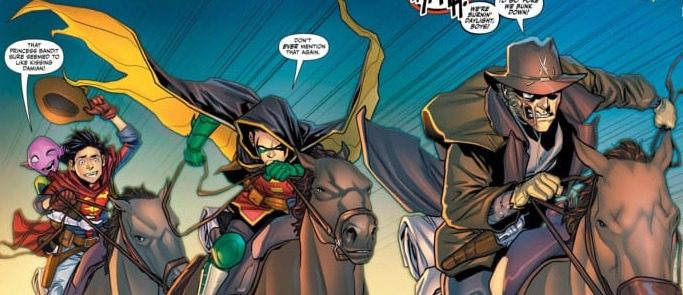 Adventures of the Super Sons #9 Review