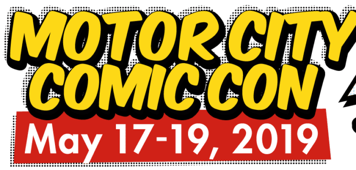 Motor City Comic Con Brings the Entertainment in its 30th Year