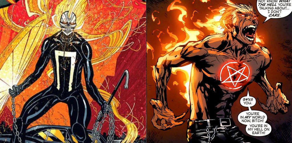 Marvel Developing 'Ghost Rider' And 'Helstrom' Shows For Hulu
