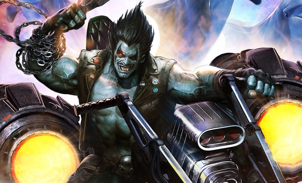 'Krypton' Spinoff Featuring Lobo In Development at Syfy