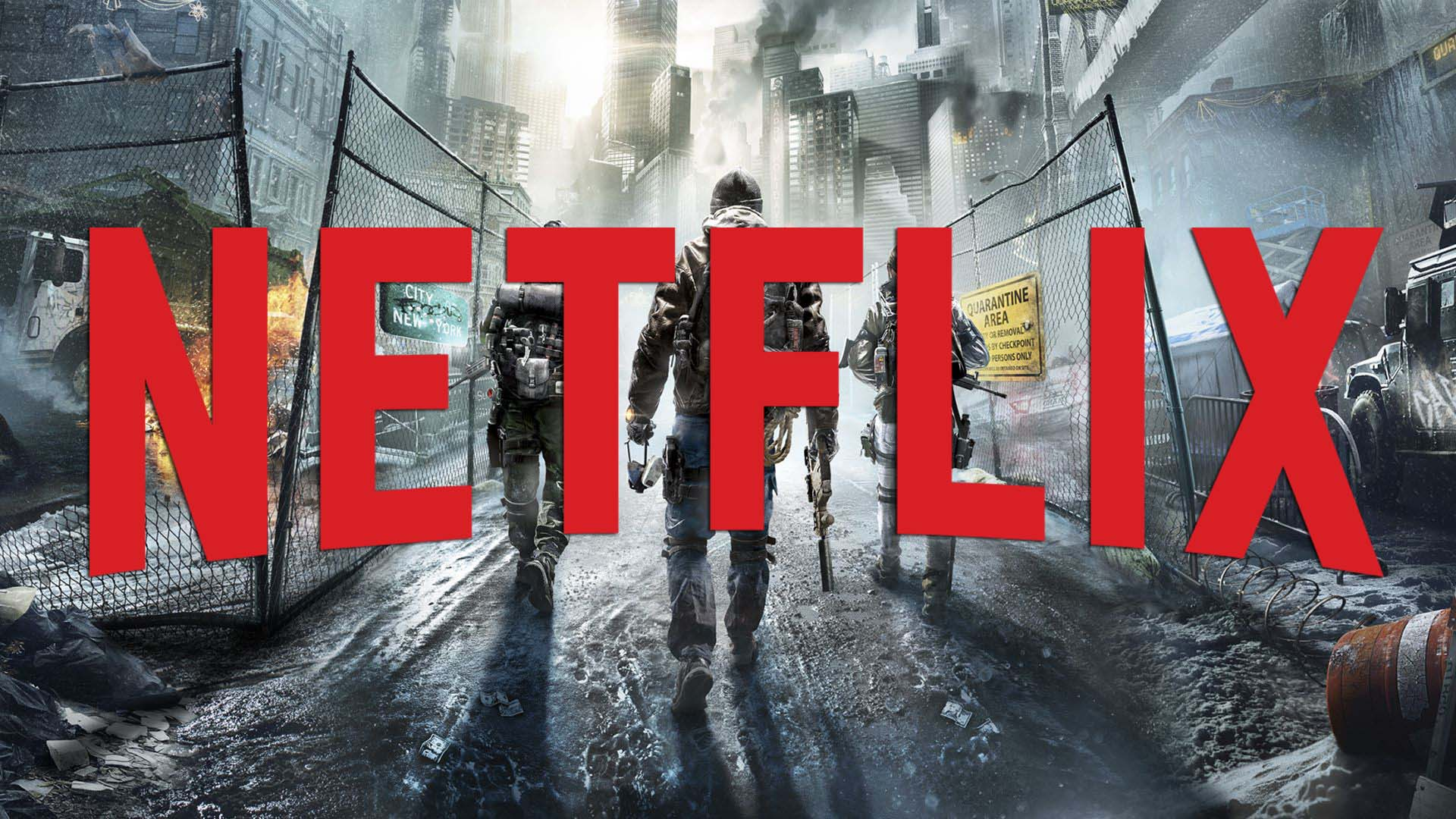 Netflix Nabs Ubisoft's 'The Division' Feature Film Adapation