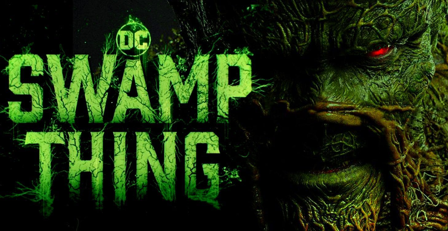 Swamp Thing 01X08 Review