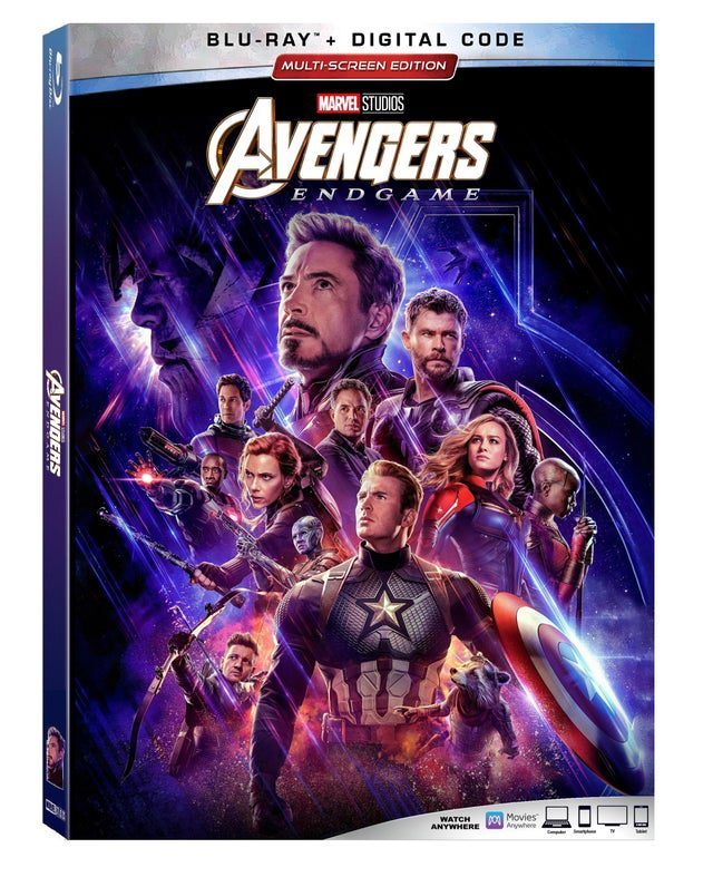 Avengers: Endgame Blu-ray and Special Features (REVIEW)
