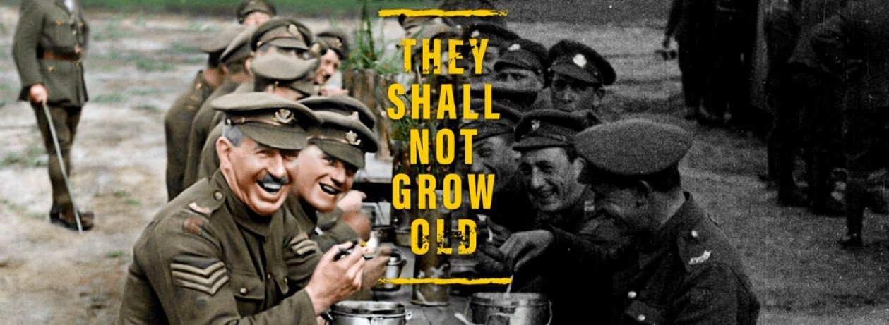 'THEY SHALL NOT GROW OLD' (REVIEW)