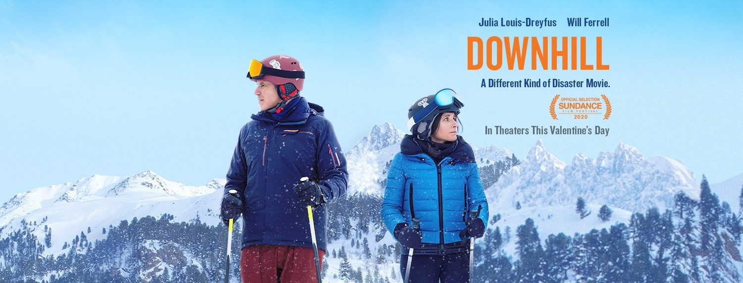 'DOWNHILL' (REVIEW)