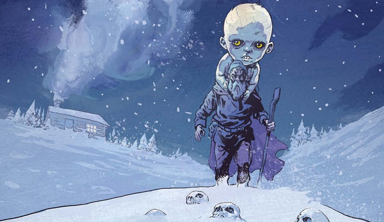 Jim Henson's The Storyteller Ghosts #1 (REVIEW)