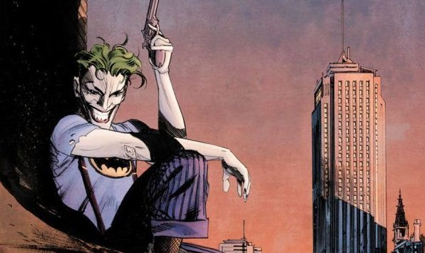 Batman: Curse of the White Knight #8 (REVIEW)