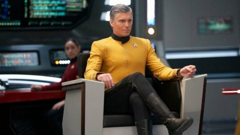 Exclusive: Captain Pike 'Star Trek: Discovery' Spin-Off Series in the Works