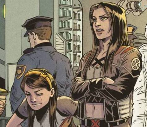 Marvel – DC Crossover: X-23 and …