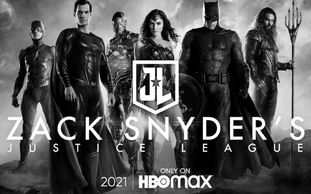 Zach Snyder's Justice League on HBO MAX in 2021