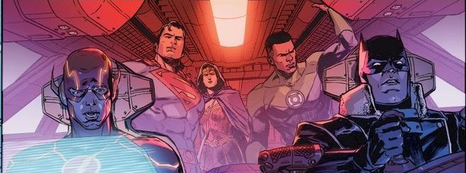 Justice League #44 (Review)