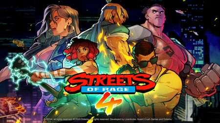 Streets Of Rage 4 (Review)