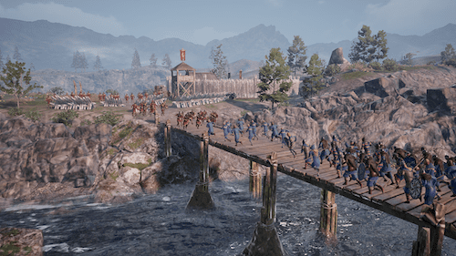Ancestors Legacy is coming to Nintendo Switch!